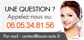 Contacter Auxa Auto
