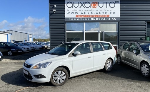focus clipper 1.6 tdci 90 ch  voiture occasion ford