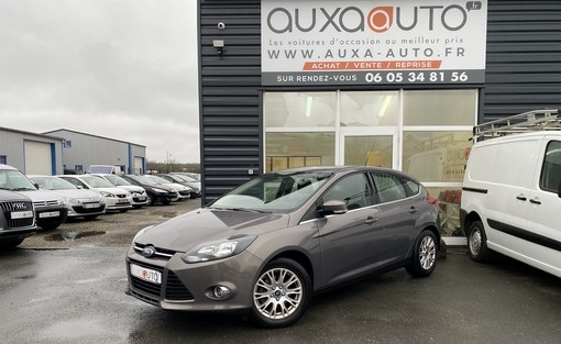 focus 1.0 100ch  voiture occasion ford