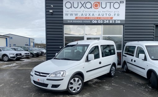 combo 1.4 90ch  voiture occasion opel