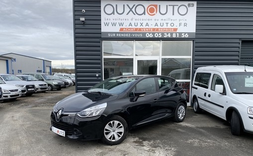clio iv 0.9 90 ch tce  voiture occasion renault
