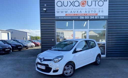 twingo 1.5 dci 75ch  voiture occasion renault
