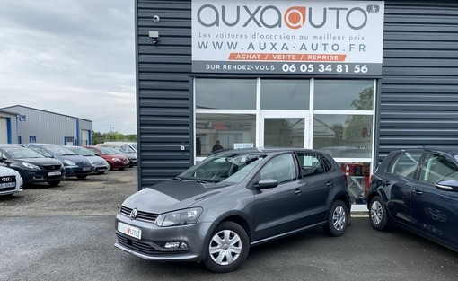 polo 1.0 60h  voiture occasion volkswagen