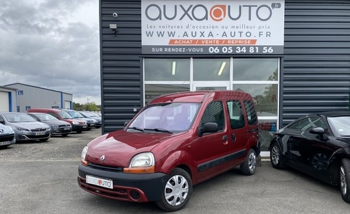 kangoo 1.6 95 ch  voiture occasion renault
