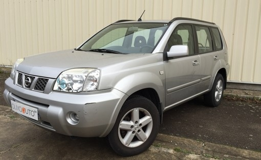 xtrail 2.2 dci 2wd 4x2 voiture occasion nissan