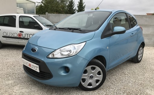 ka 1.2 trend  voiture occasion ford
