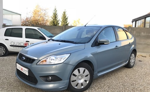 focus 1.6 tdci 110  voiture occasion ford