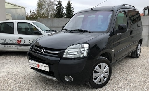 berlingo 1.6 hdi 90  voiture occasion citroen