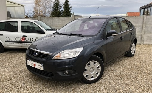 focus 1.6 tdci 110 ch econotic voiture occasion ford