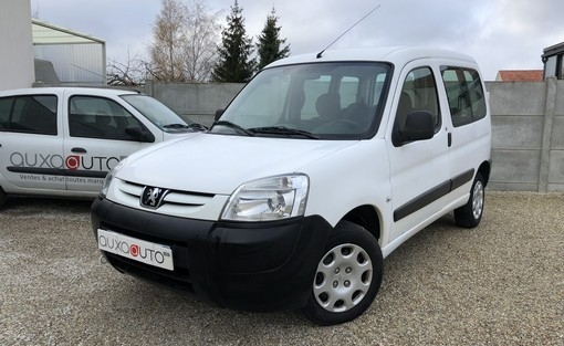 partner 1.6 hdi 75  voiture occasion peugeot