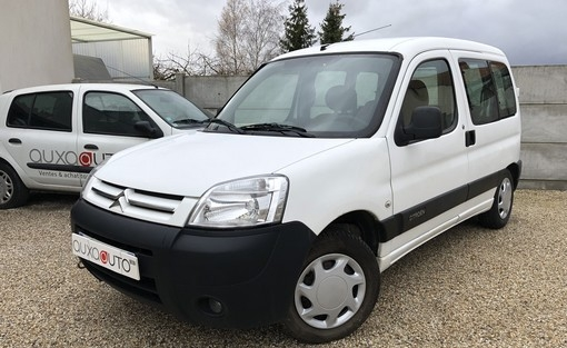 berlingo 1.6 hdi 75  voiture occasion citroen