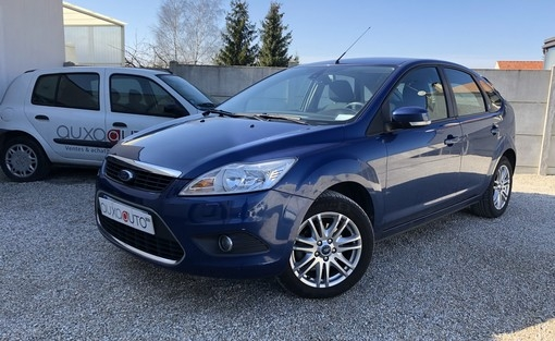 focus 1.6 tdci 90 ch ghia voiture occasion ford