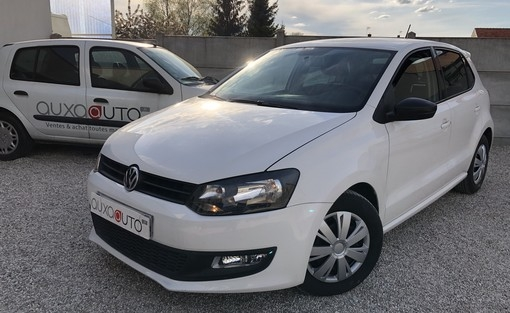 polo 1.6 tdi 90  voiture occasion volkswagen