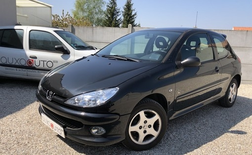 206 1.4 hdi jbl voiture occasion peugeot