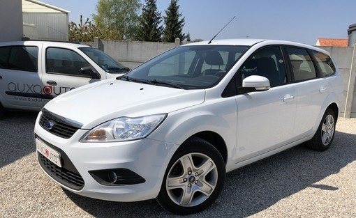 focus 1.6 tdci 110 ch  voiture occasion ford