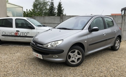 206 1.4 90 ch crystal voiture occasion peugeot