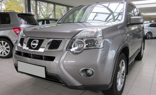 nissan nissan x trail 2 0 dci 4x4 voiture occasion nissan. Black Bedroom Furniture Sets. Home Design Ideas