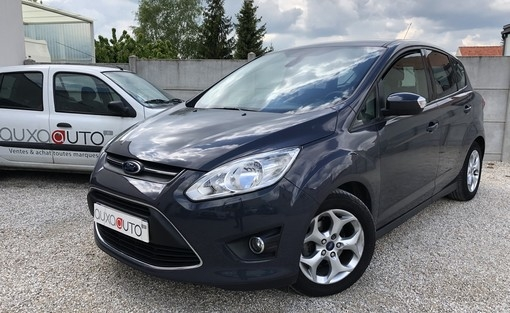 cmax 1.6 tdci 95  voiture occasion ford