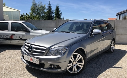 c200 avantgarde voiture occasion mercedes