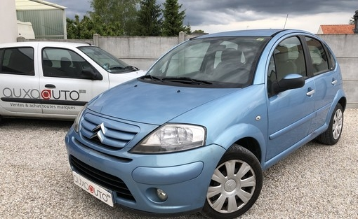 c3 1.4  exclusive voiture occasion citroen