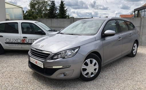 308 sw 1.6 hdi 92 ch active voiture occasion peugeot