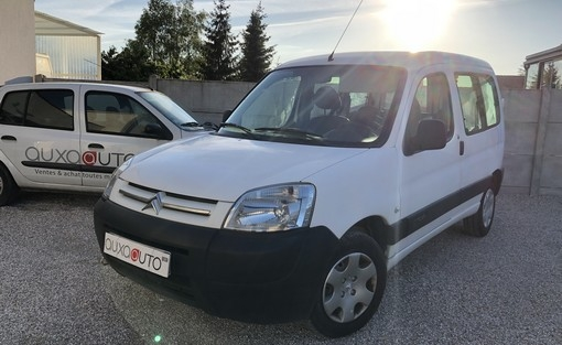berlingo 1.6 hdi 75 ch  voiture occasion citroen