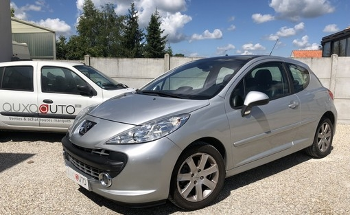 207 1.6 150 ch thp gt voiture occasion peugeot