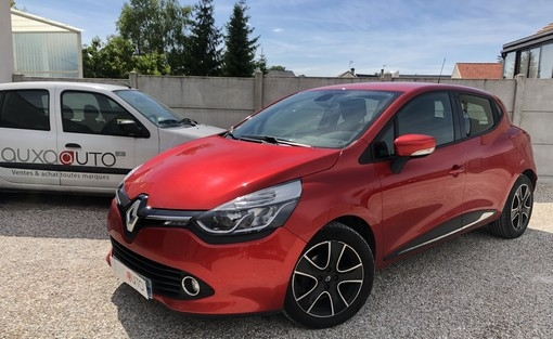 clio iv 0.9 tce 90 ch  voiture occasion renault