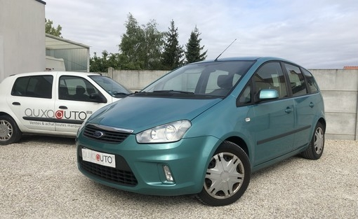 c-max 1.8 tdci 115 ch trend voiture occasion ford