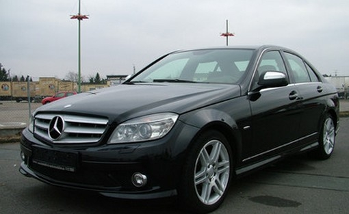 mercedes classe c 200 cdi voiture occasion mercedes. Black Bedroom Furniture Sets. Home Design Ideas