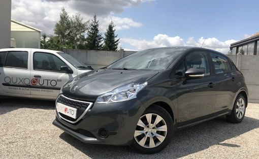 208 1.4 hdi 70  voiture occasion peugeot