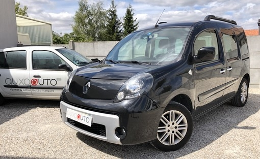 kangoo 1.5 dci 90  voiture occasion renault
