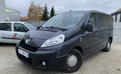 expert 1.6 90 ch tepee 9 places voiture occasion peugeot