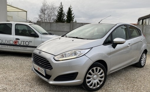 fiesta 1.5 tdci 75  voiture occasion ford