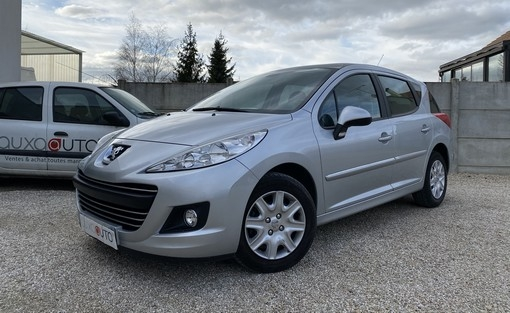 207 sw 1.4 95 ch  voiture occasion peugeot