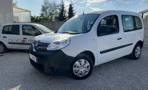 kangoo 1.5 dci 75ch  voiture occasion renault