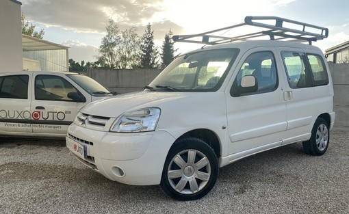 berlingo 1.6 hdi 90 ch  voiture occasion citroen