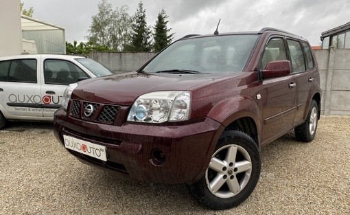 xtrail 2.2 136ch 4x2  voiture occasion nissan
