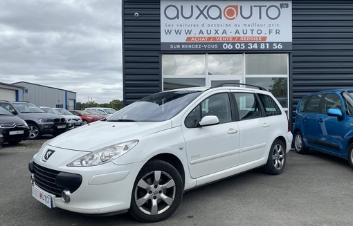 307 break 1.6 hdi 110  voiture occasion peugeot