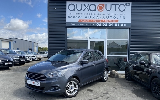 ka +  voiture occasion ford