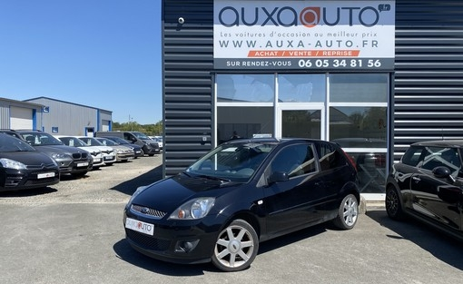 fiesta 1.5 tdci 70  voiture occasion ford