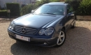 mercedes clk 320 advangarde  Voiture Occasion