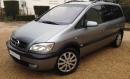 opel zafira 2.2 dti elegance 7 places Voiture Occasion
